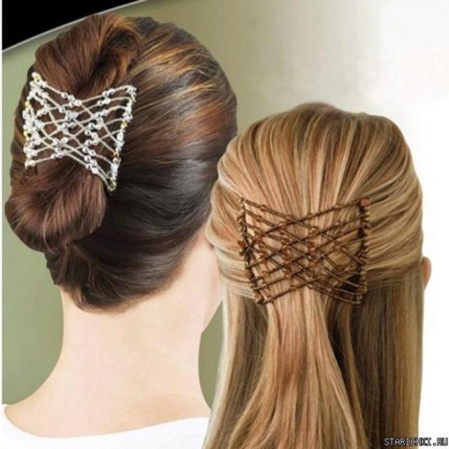 Заколка для волос Изи Коум - EZ Combs Изи Коум - красивая заколка, с которой Вы сделает оригинальную прическу за...